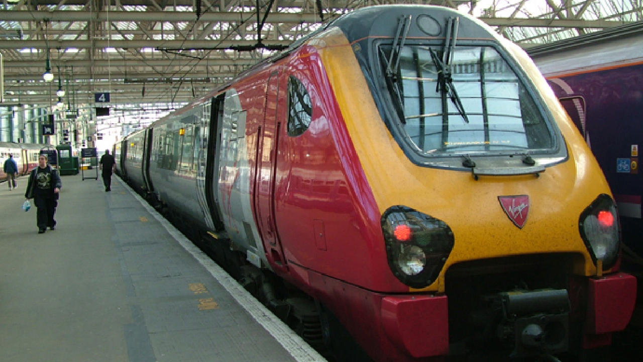 Virgin disqualified from running trains over pensions row
