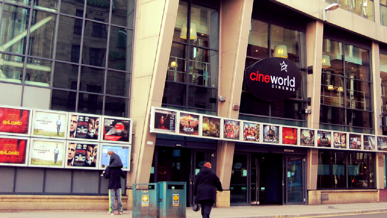Какой самый высокий кинотеатр в мире?