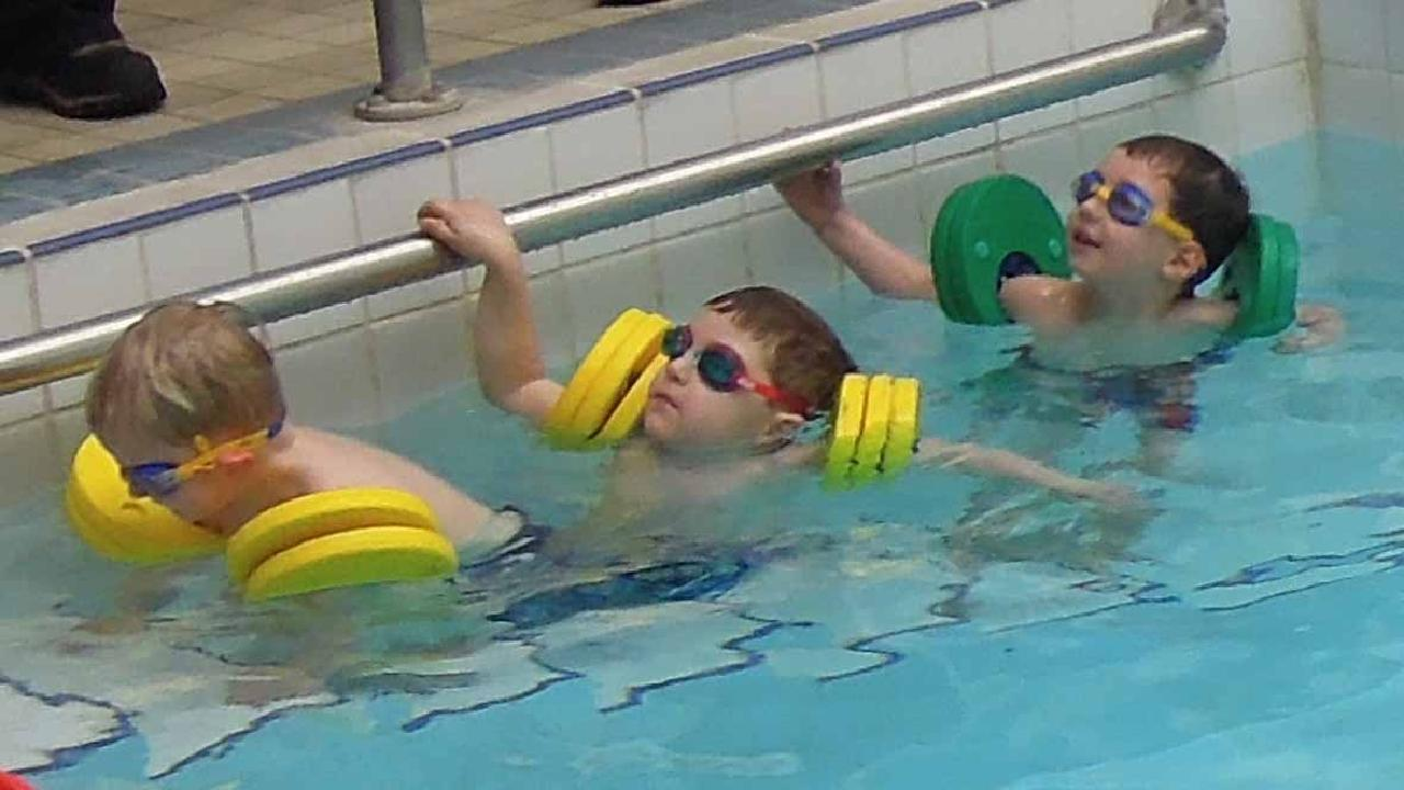 Free Swims For Children In North Lanarkshire During School Holidays