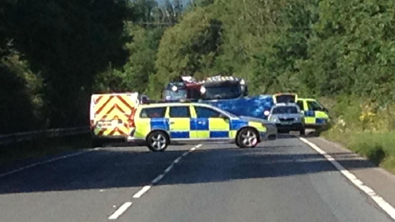 Family Killed In Car Crash Scotland