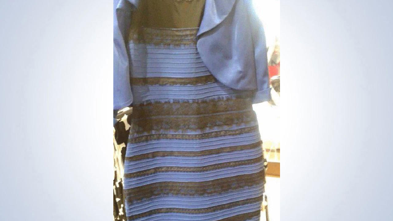 The great dress debate: Is it gold and white or blue and ...