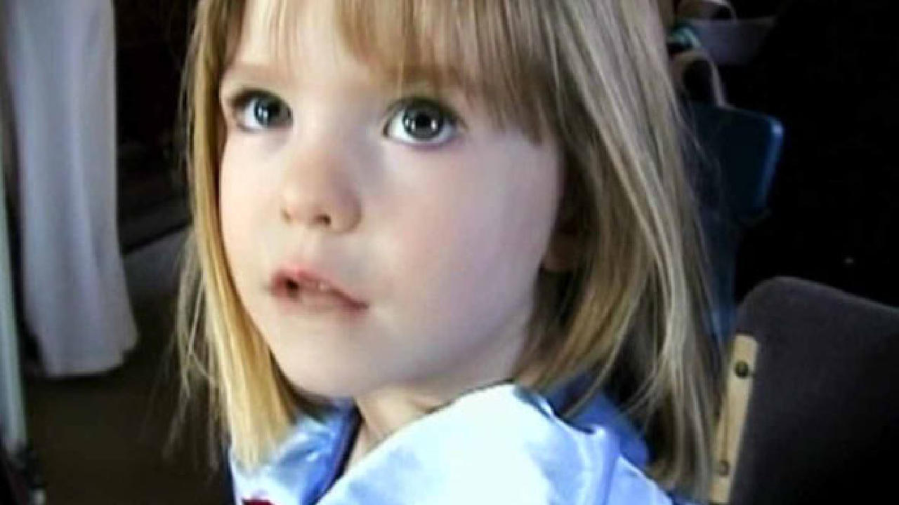 Madeleine McCann Image: Kate McCann 'more Driven Than Ever' To Continue Search For