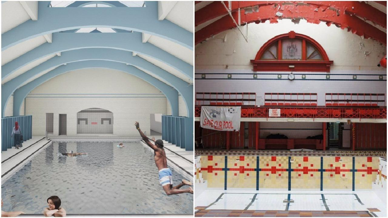 Govanhill baths splashing the cash to restore pool to its - Glasgow city council swimming pools ...