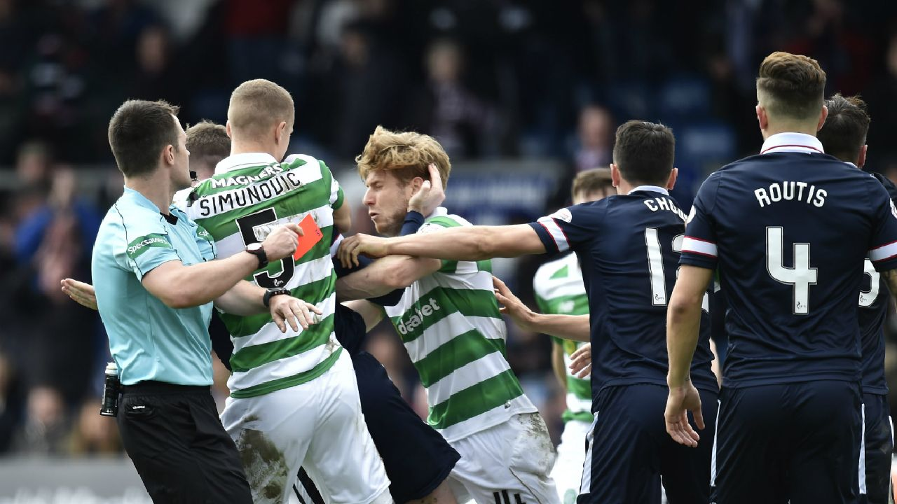 Image result for Stuart Armstrong v Ross county