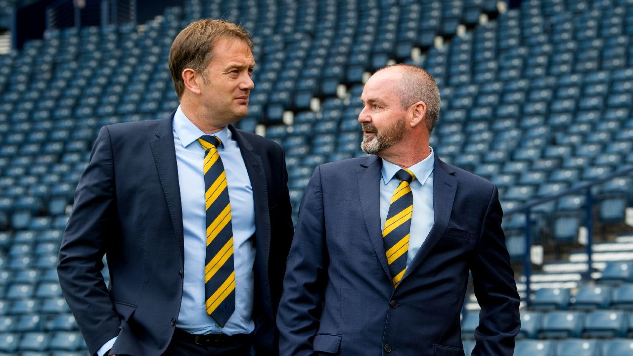 Maxwell: Clarke was the outstanding candidate for Scotland