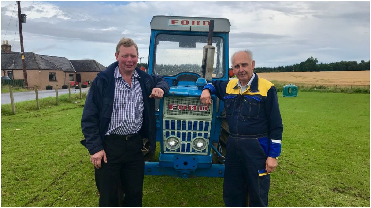 Scots farmer takes first prize in World Ploughing Championships