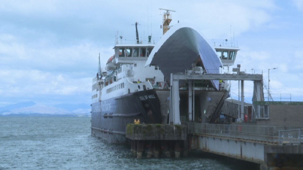 Travel fears as island's 'most reliable' ferry service cut