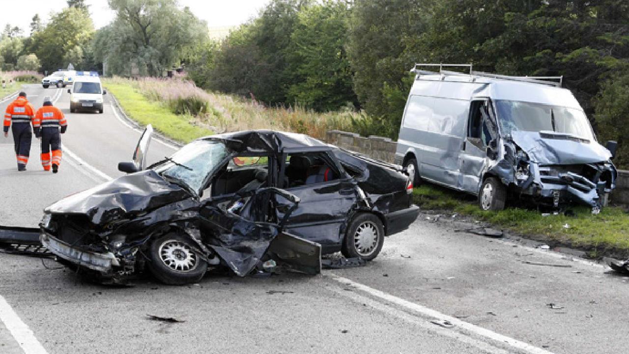 Car Crash Dundee