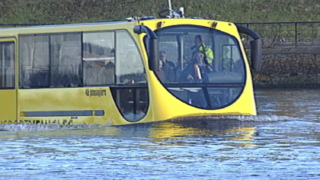 successful trial for glasgow river bus