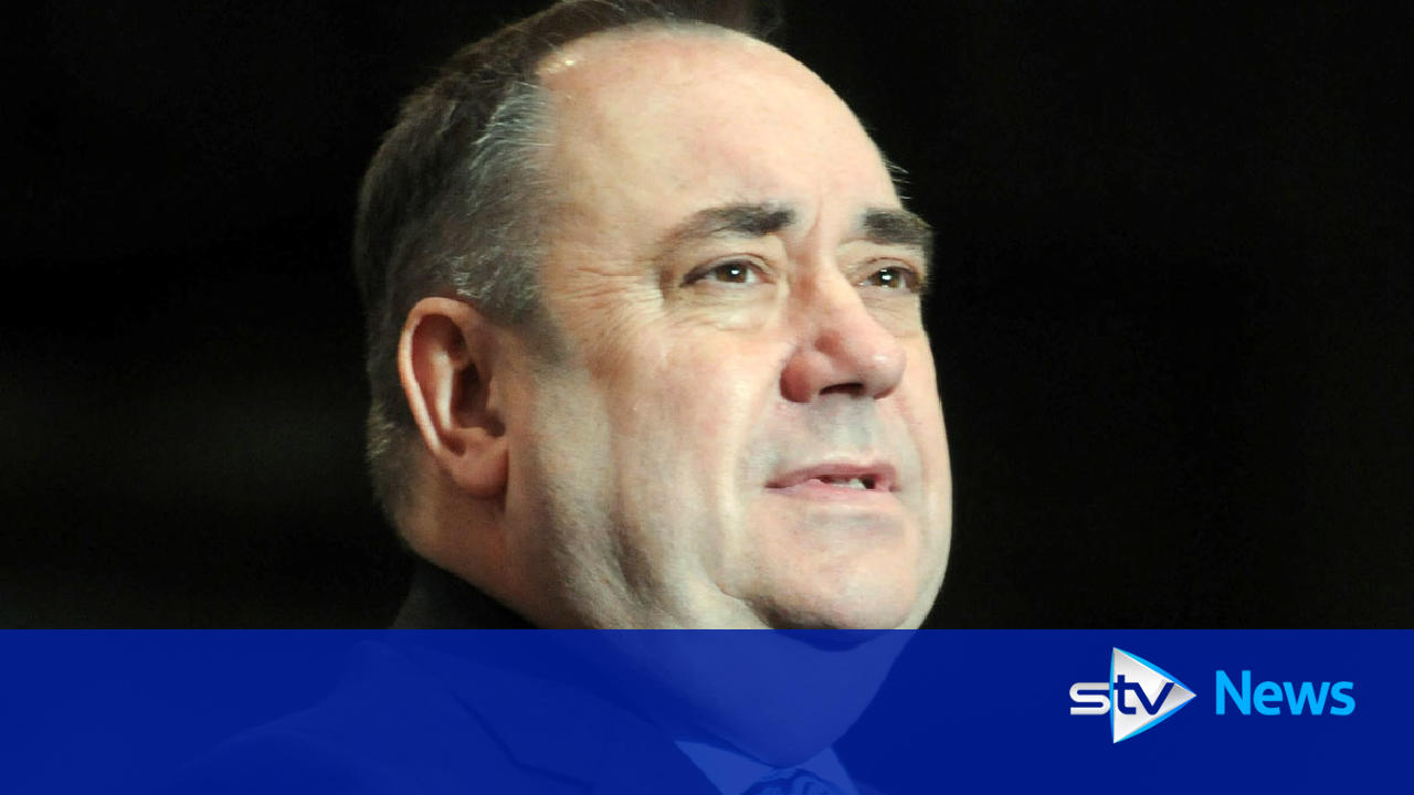 Former First Minister Alex Salmond arrested by police
