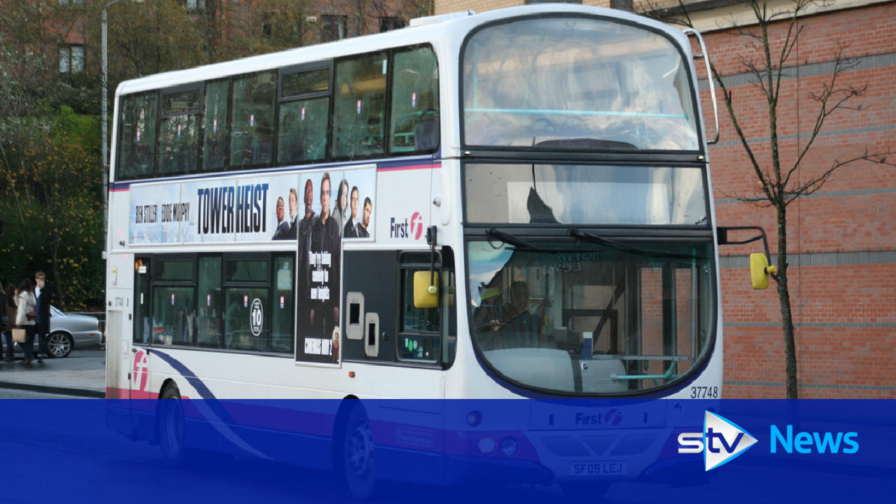 first bus calls for action to tackle congestion in glasgow