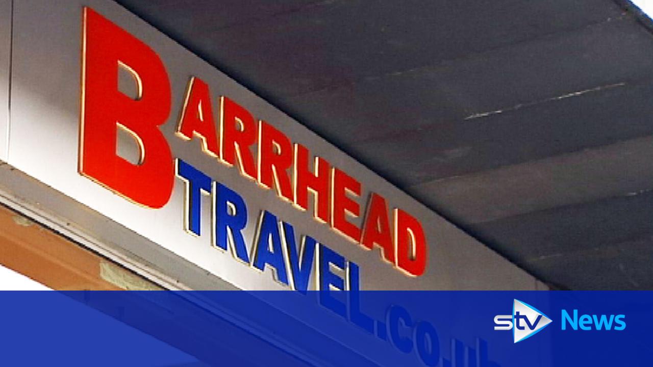 Barrhead Travel Agency Uk