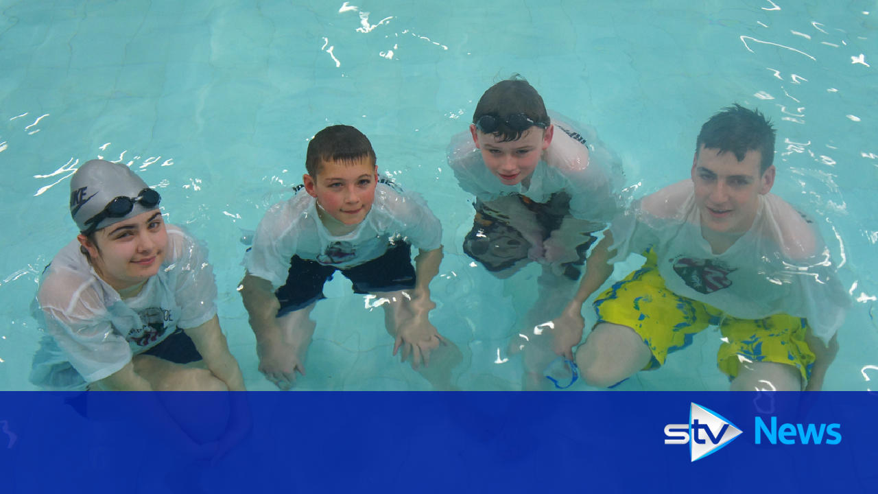 Local Pupils Preparing To Compete In National Swimming Contest