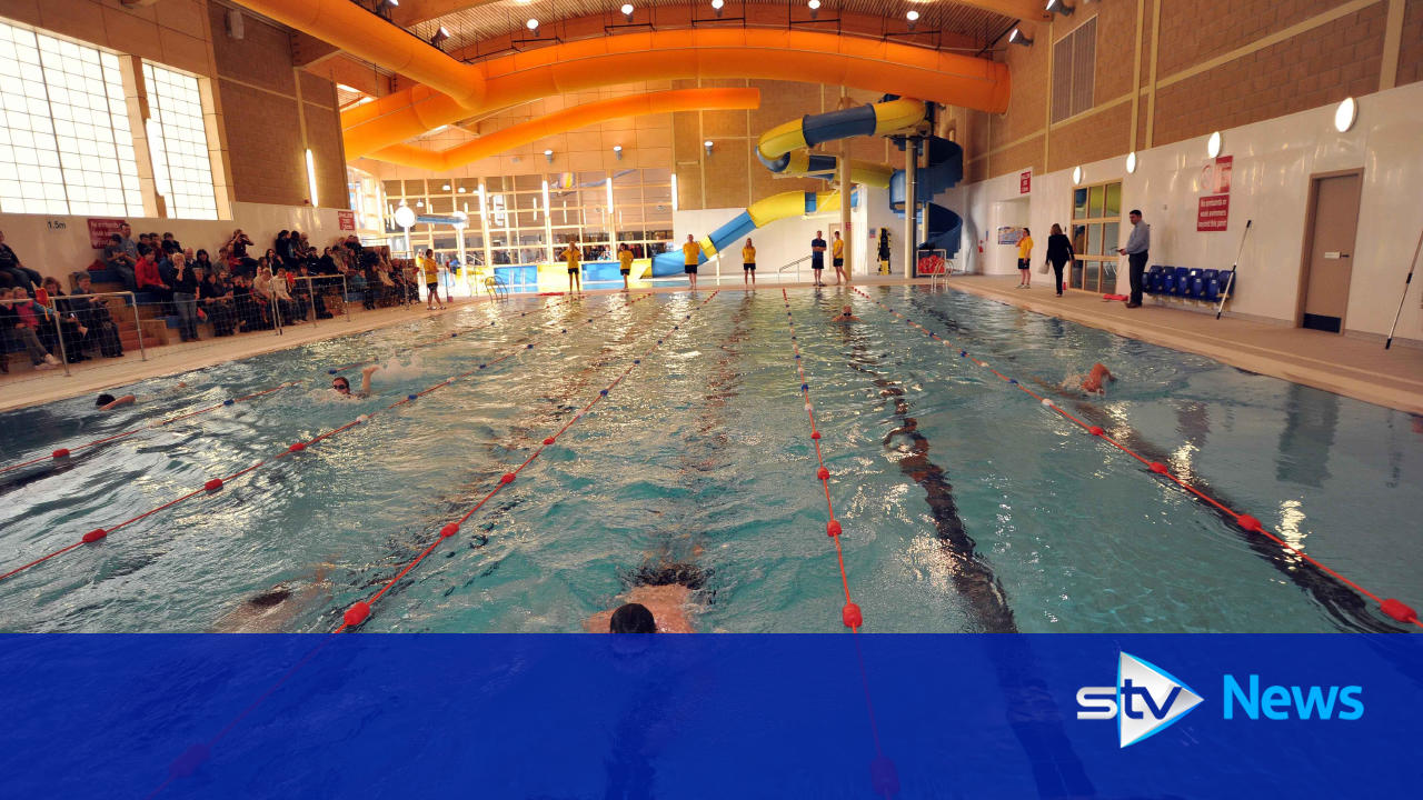Fraserburgh 39 S New Community Pool Makes Big Splash On Opening Day