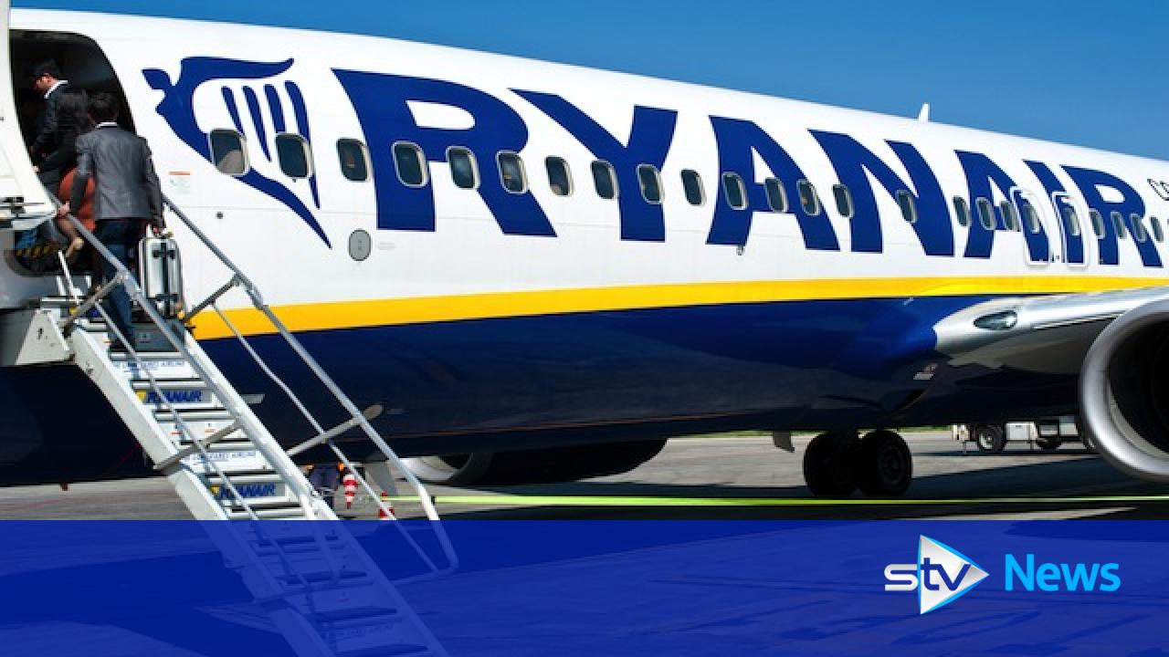 ryanair announces 11 new glasgow routes for summer 2017