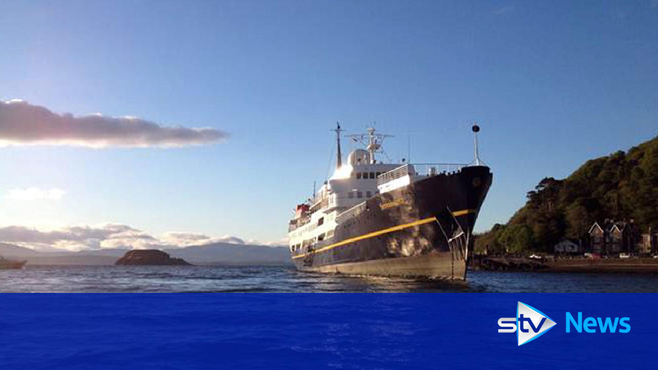 Passenger Ship Serenissima Back To Safety After Running