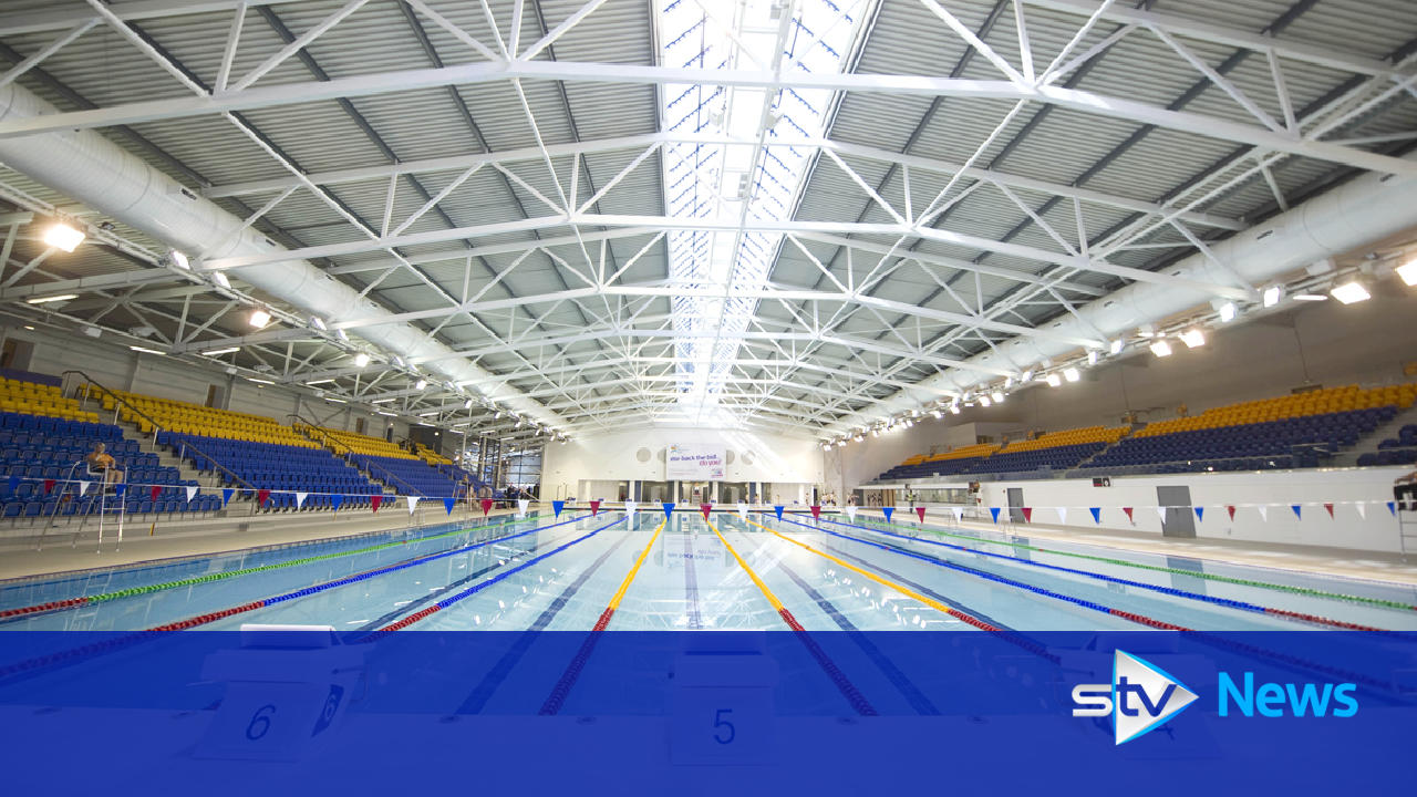 Tollcross Swimming Centre Prepares To Reopen After Revamp