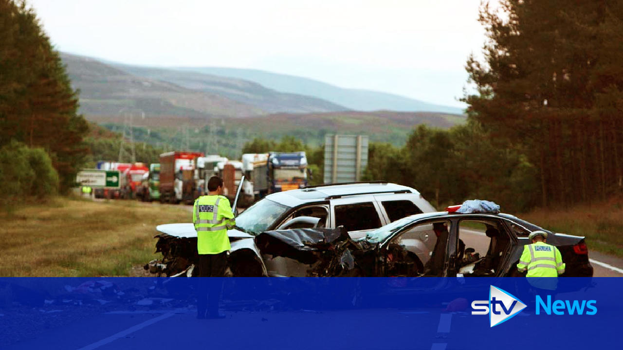 Three Killed And Three In Hospital Following Crash On A9 At Kingussie