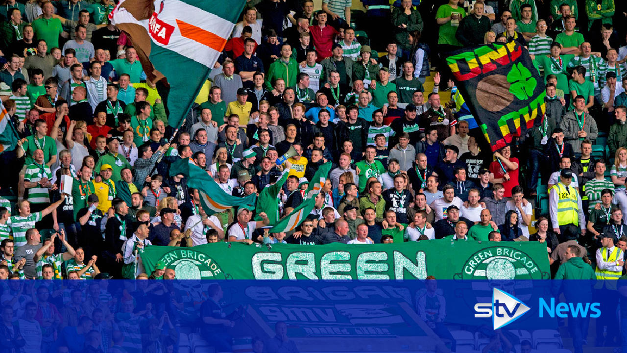 green brigade u0026 39 s section 111 of celtic park closed over