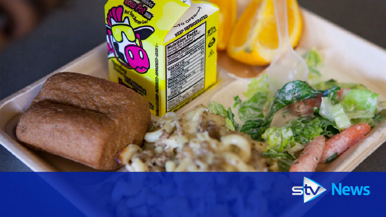 Most school food sourced outside Scotland, figures show