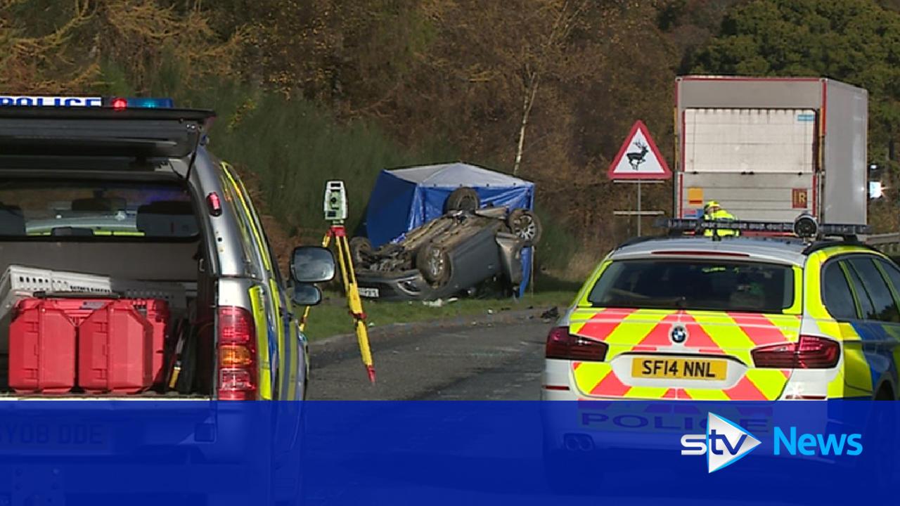 Stv News Car Crash