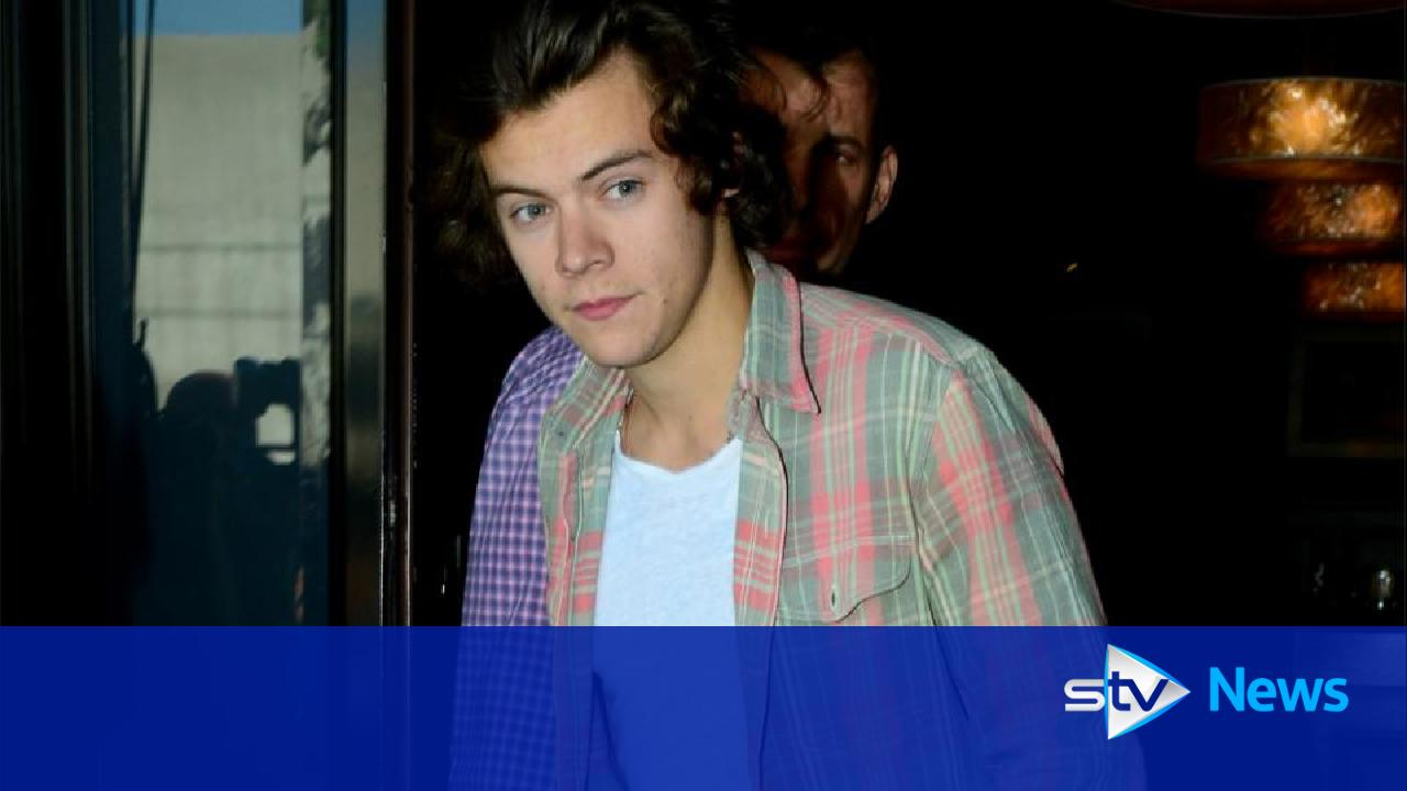 One Direction star Harry Styles bringing tour to Glasgow - STV News