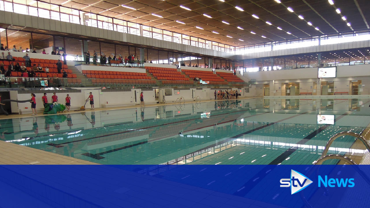 Royal commonwealth pool reopens in time for glasgow 2014 - Dundee swimming pool opening times ...