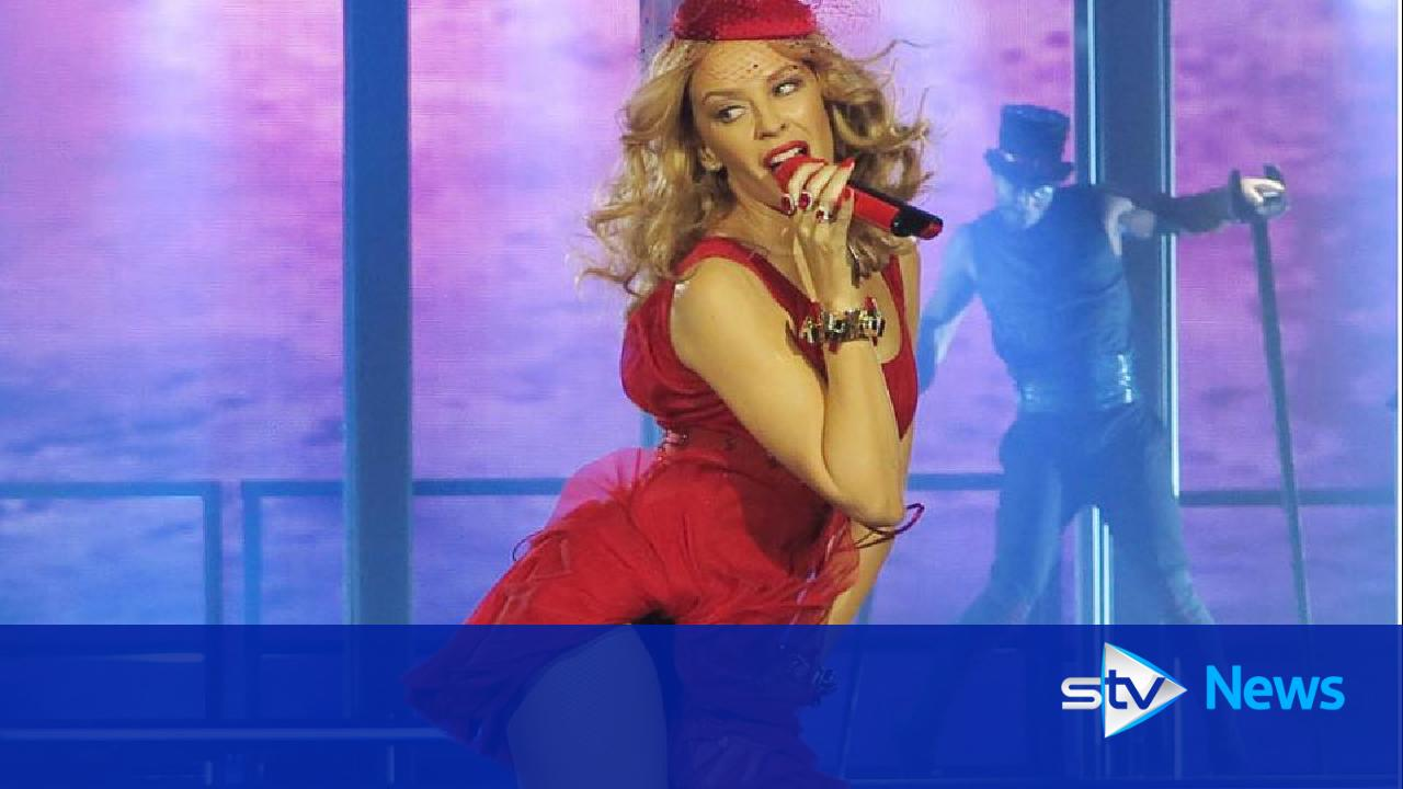 Kylie Minogue adds second night at Edinburgh Castle
