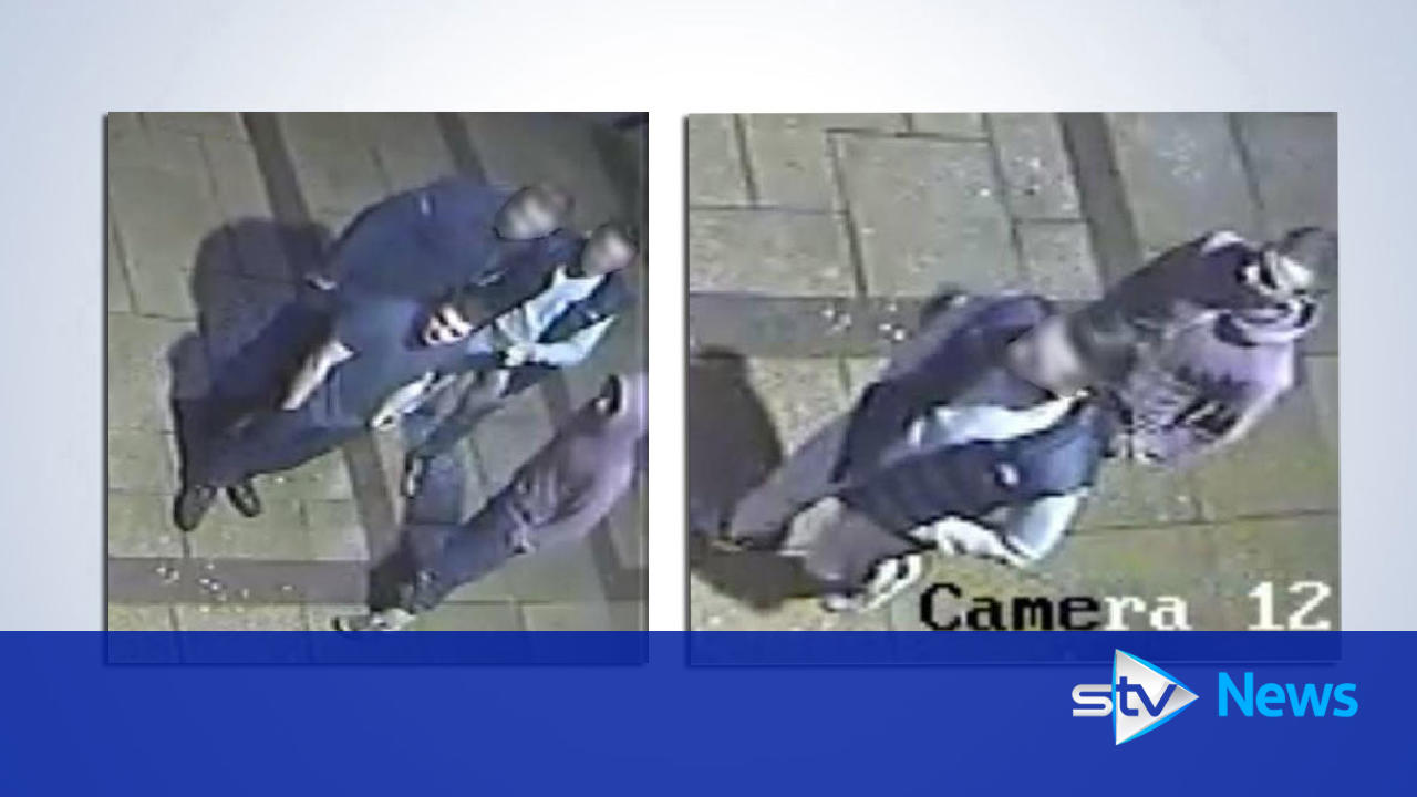 Police Release Cctv Images Assault Angels Hotel Uddingston