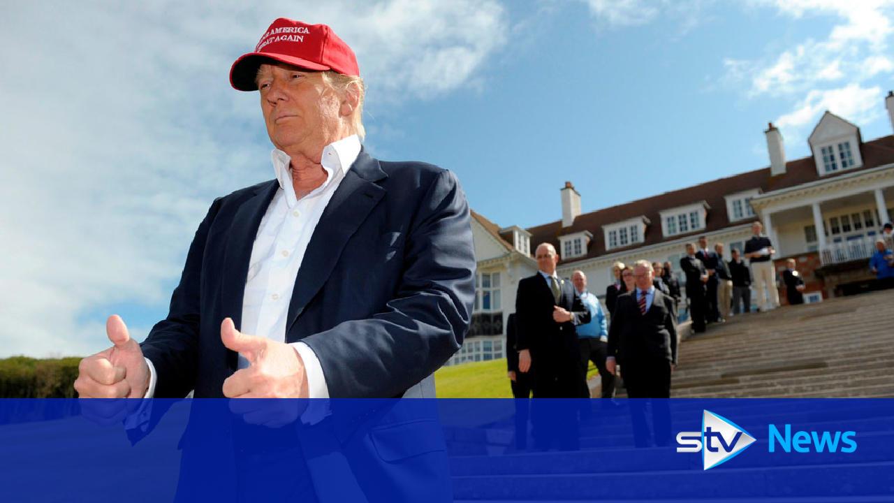 Donald Trump: 'Alex Salmond is an embarrassment to Scotland'