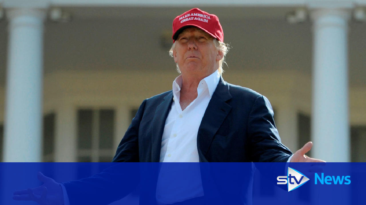Donald Trump's Turnberry golf resort loses nearly £3.4m