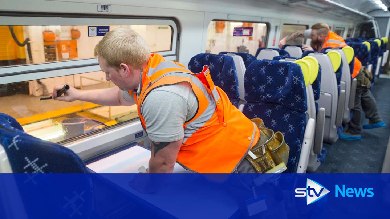 RAILSCOT | ScotRail reveals new-look trains with better