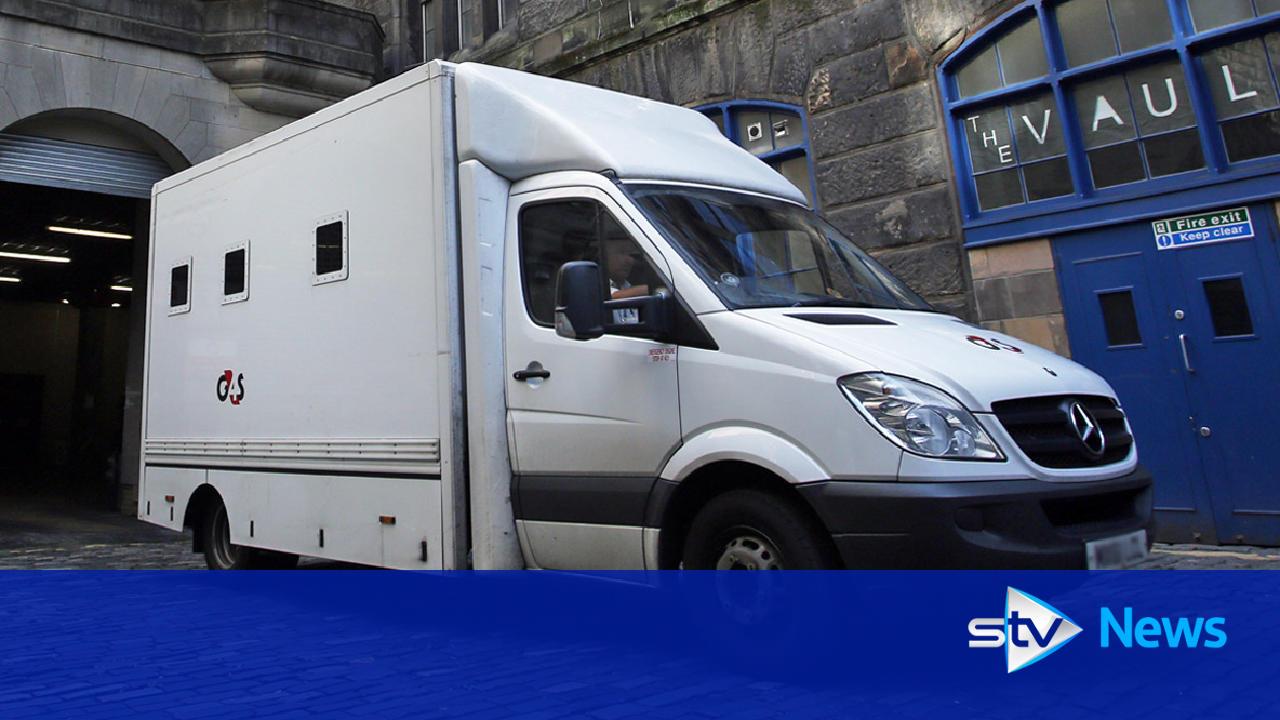 prisoner who escaped from g4s van after hospital visit held