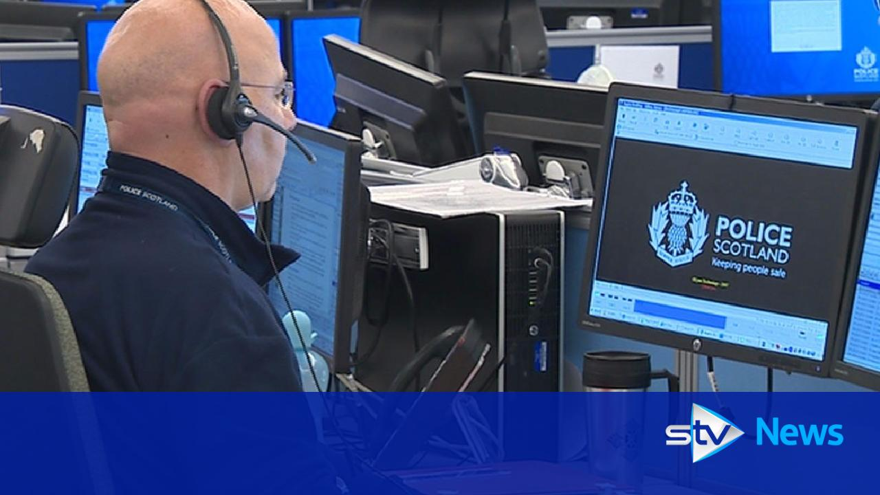 police scotland struggling to recruit 999 call handlers