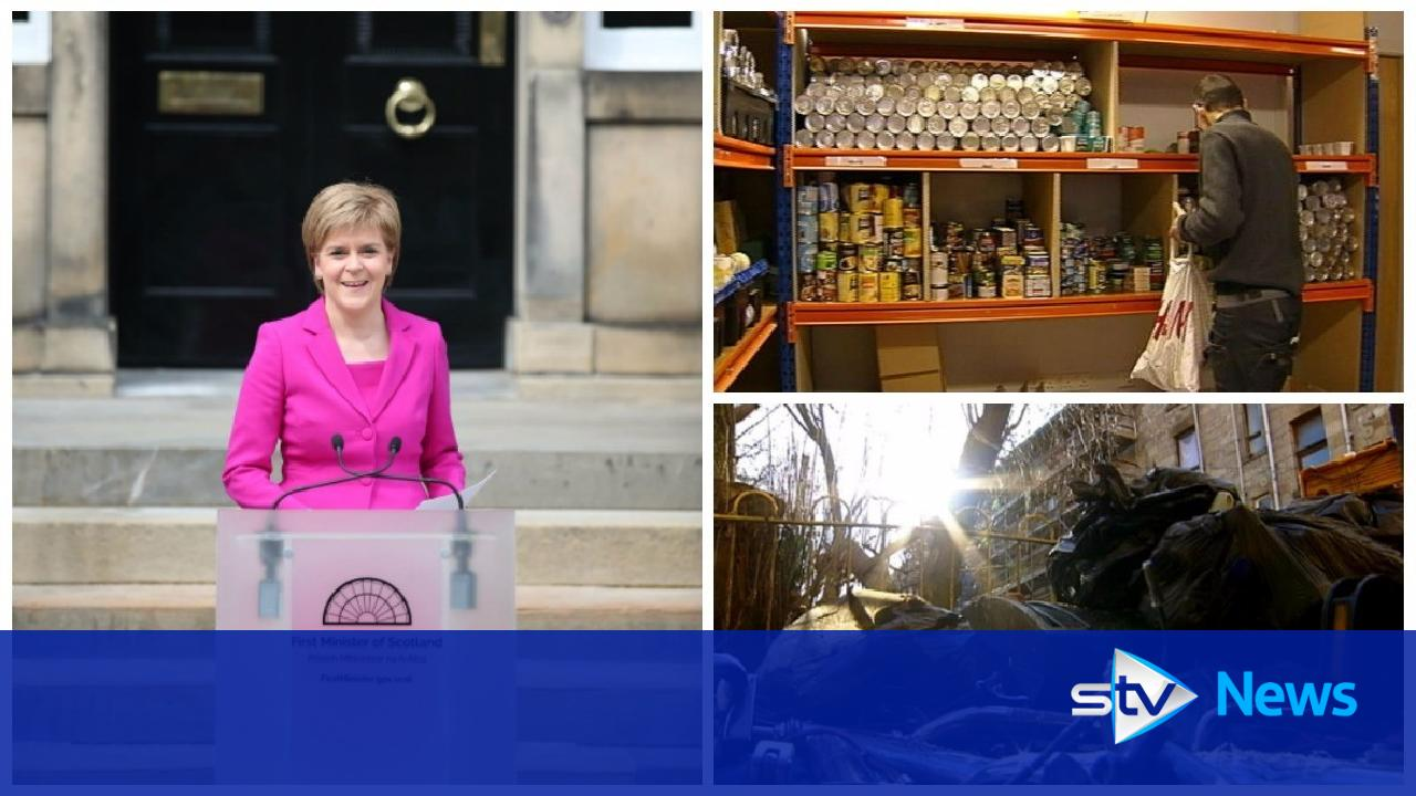 Labour Let Down Glasgow S Poor Nicola Sturgeon Must Not