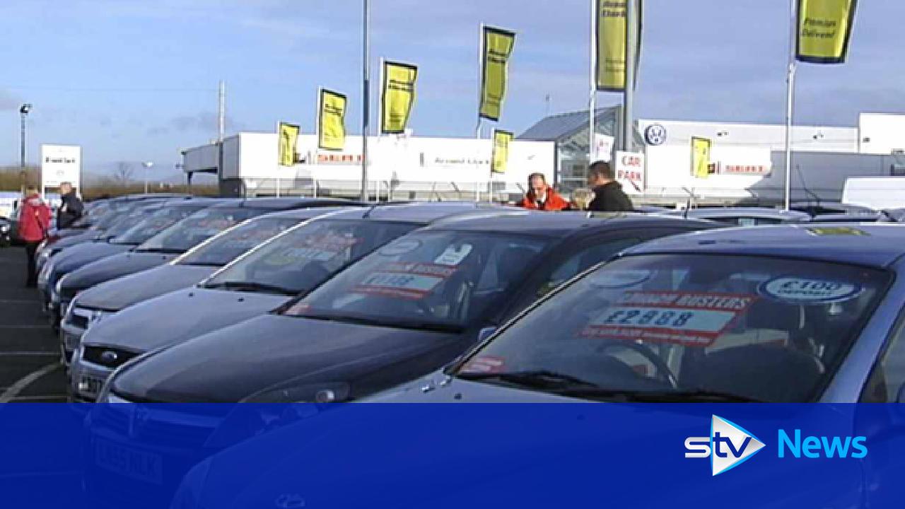 Edinburgh Car Sales Jobs