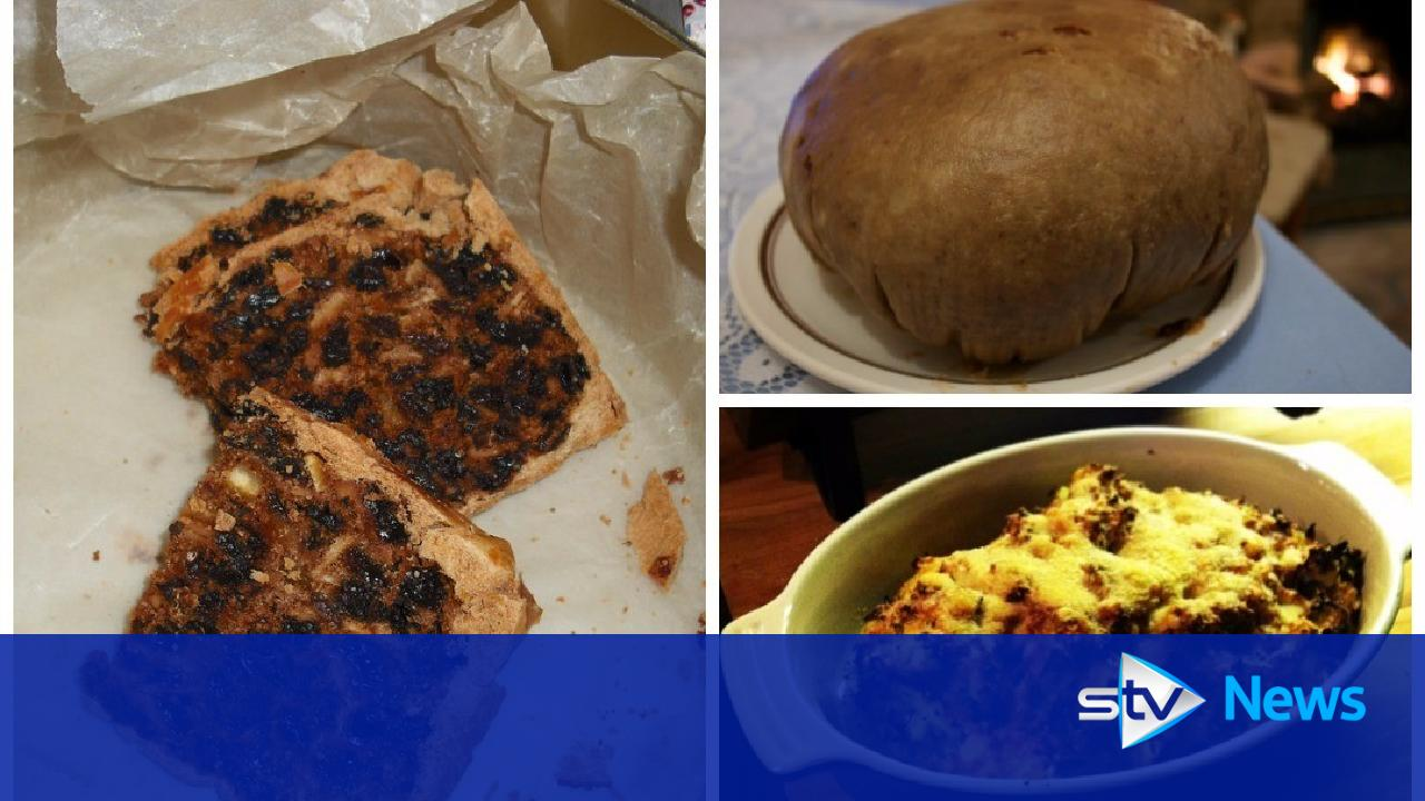 Eight foods so Scottish you probably haven't even heard of them