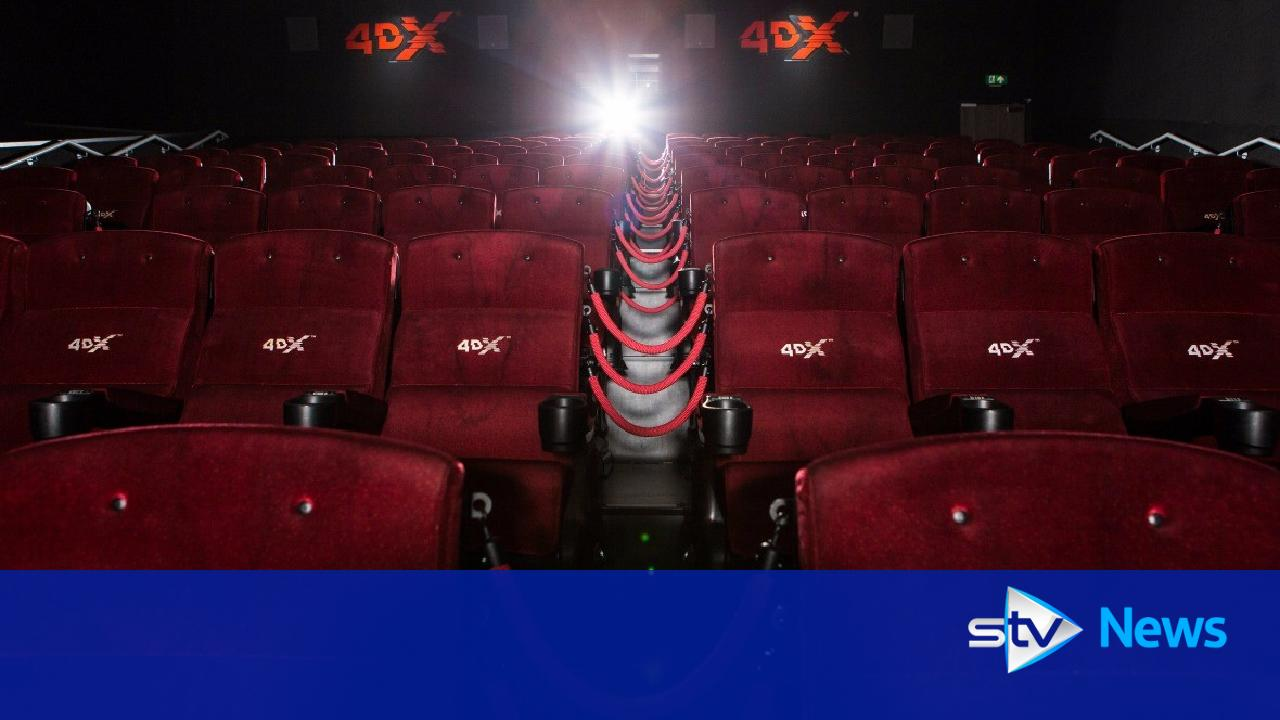 4dx to offer a new dimension for glasgow cinema goers from