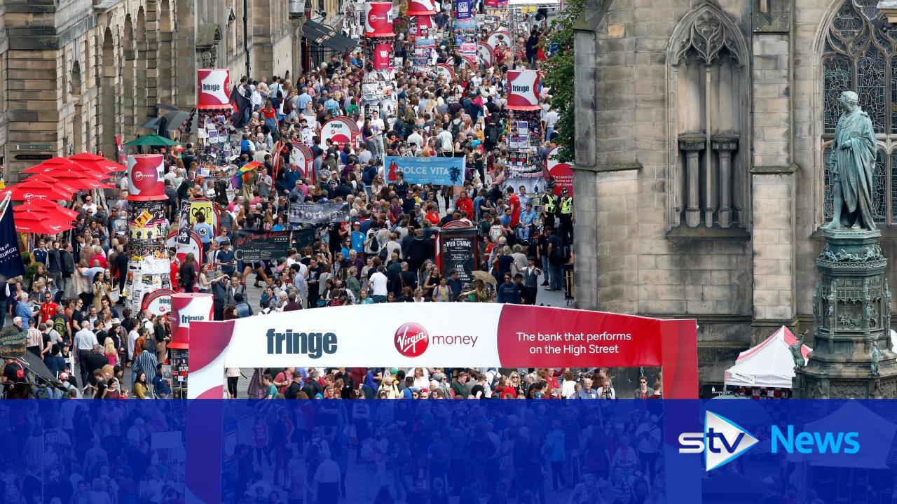 edinburgh international festival sees record  u00a34m ticket sales