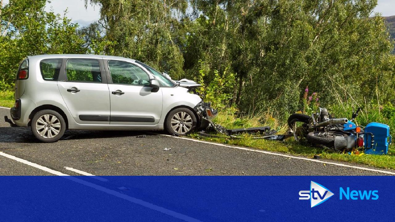 Two Bikers Seriously Injured In Separate Crashes On A82