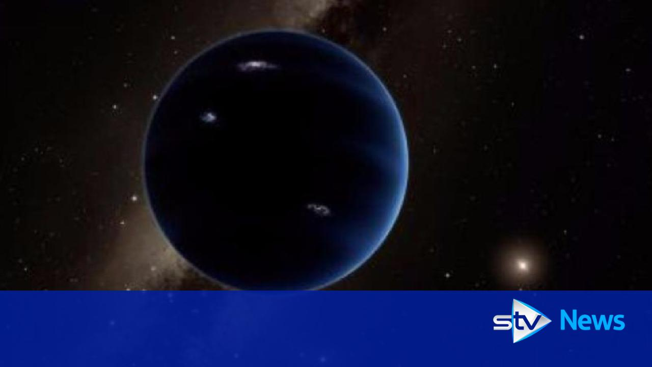 Mysterious Planet Nine could have caused solar system to tilt