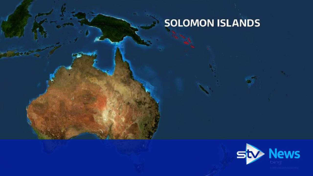 Ring Of Fire Solomon Islands