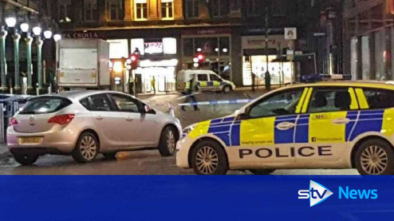 teenager seriously injured in 39 attack 39 near glasgow central. Black Bedroom Furniture Sets. Home Design Ideas