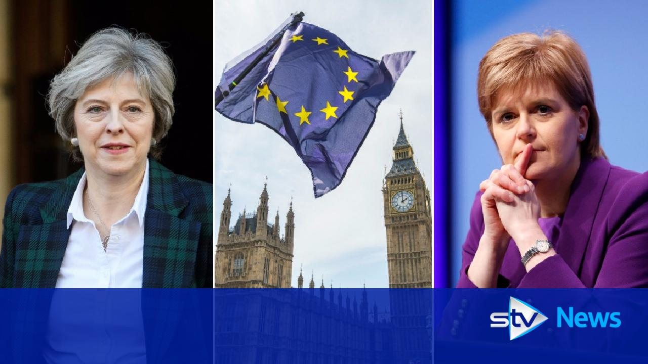 Sturgeon tells May: 'It's time for grown-up governance'