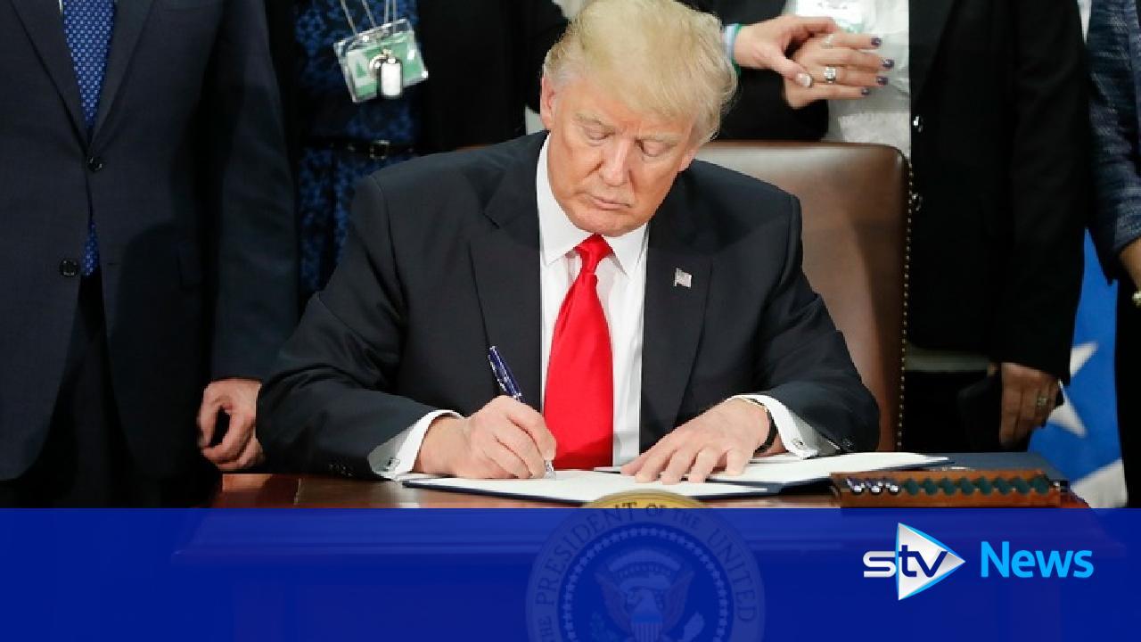 Revoked Visas Travel Ban