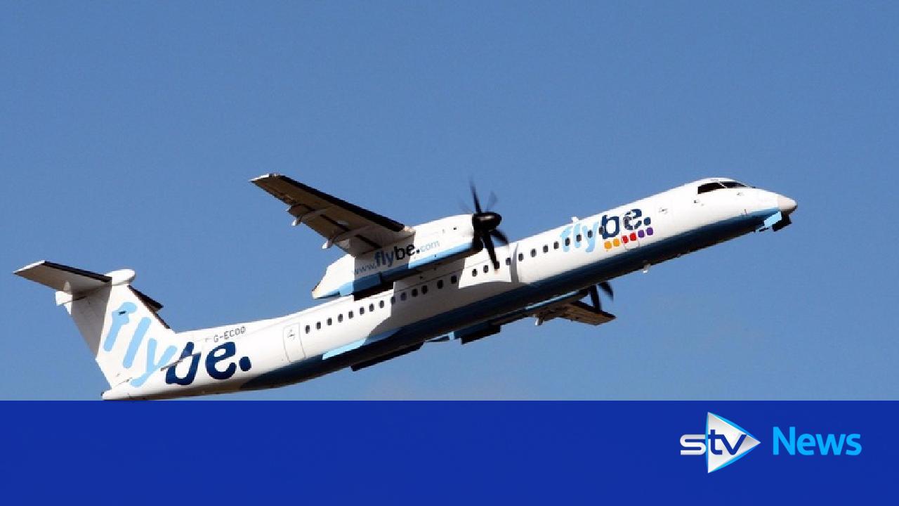 Glasgow-bound passenger plane crashed 500 feet in 18 seconds