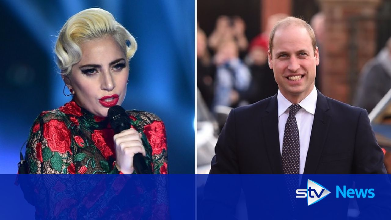 Duke Of Cambridge And Lady Gaga Team Up On Facebook Live