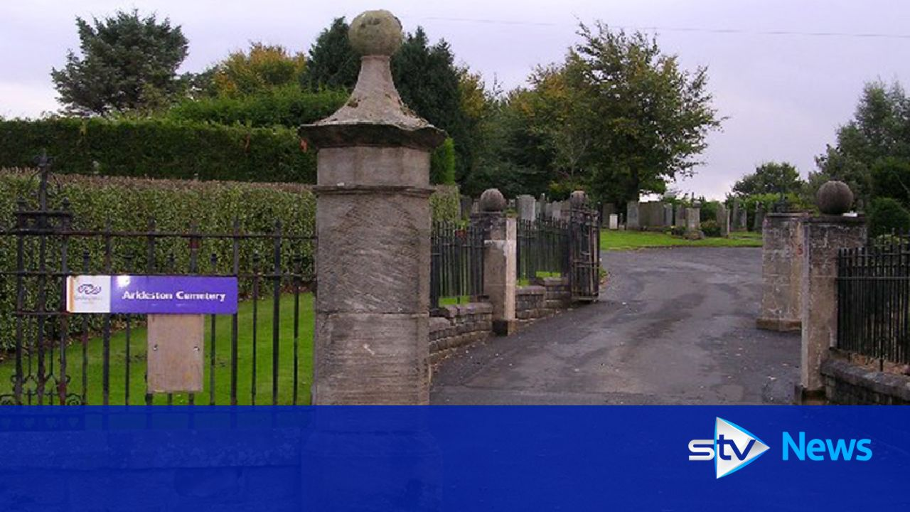 cemetery crash driver cut out of car by firefighters
