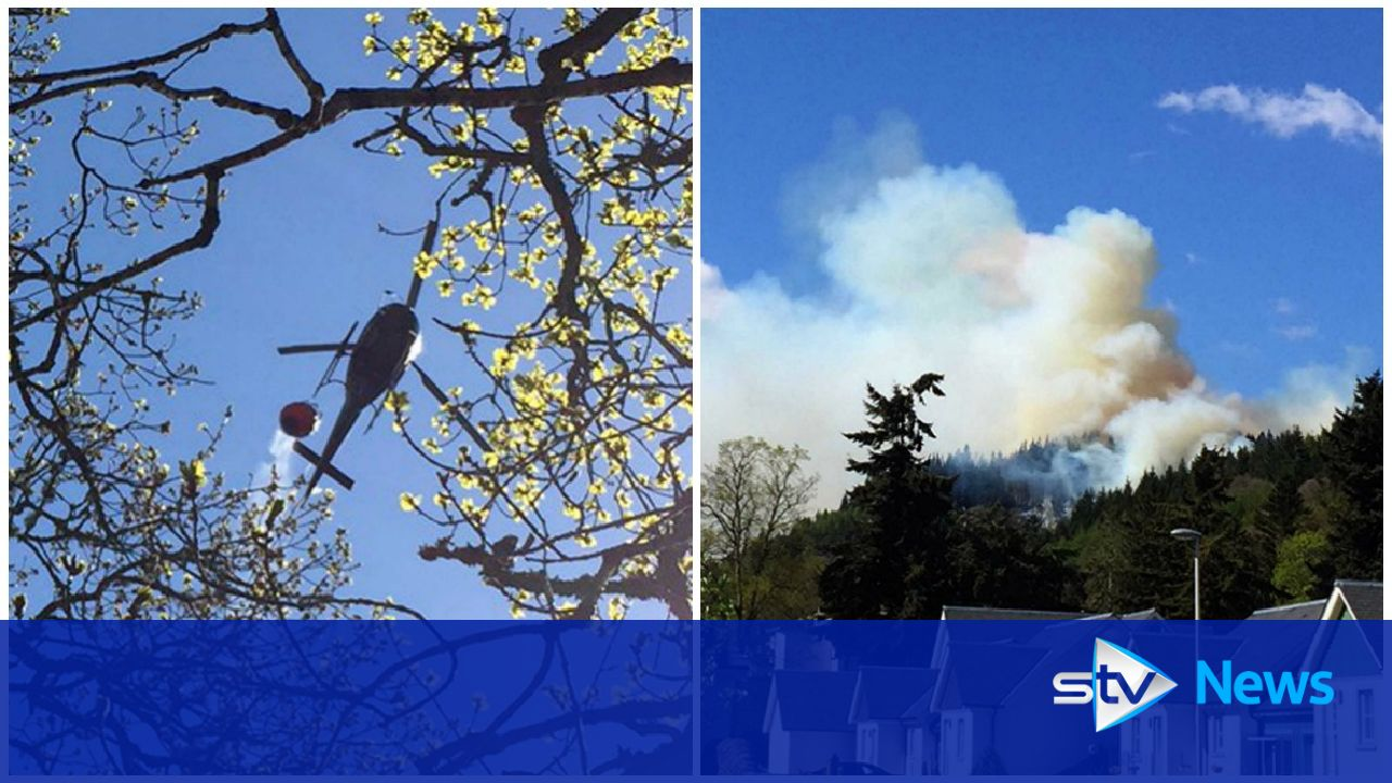 police helicopter edinburgh with 1387609 Firefighters Battle Major Blaze In Perthshire Forest on Free Tattoo Picture blogspot together with 276851 Walker Airlifted To Hospital After Ben Lawers Fall moreover Ryanair Flight Edinburgh Airport Barcelona Fr6267 moreover Excellent Colorful Tattoos besides Bizarre Map Reveals Best Places 319191.