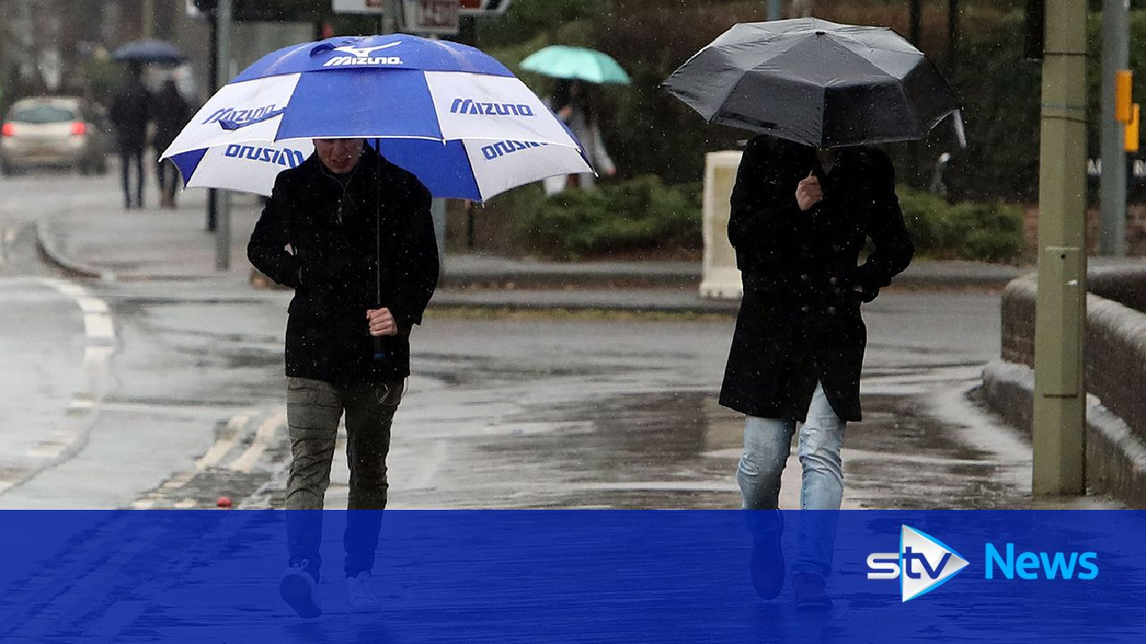 heavy rain and floods to hit scotland in wake of heatwave